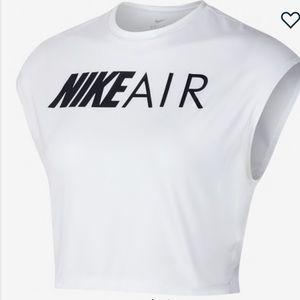 NWT Nike Air Crop Top